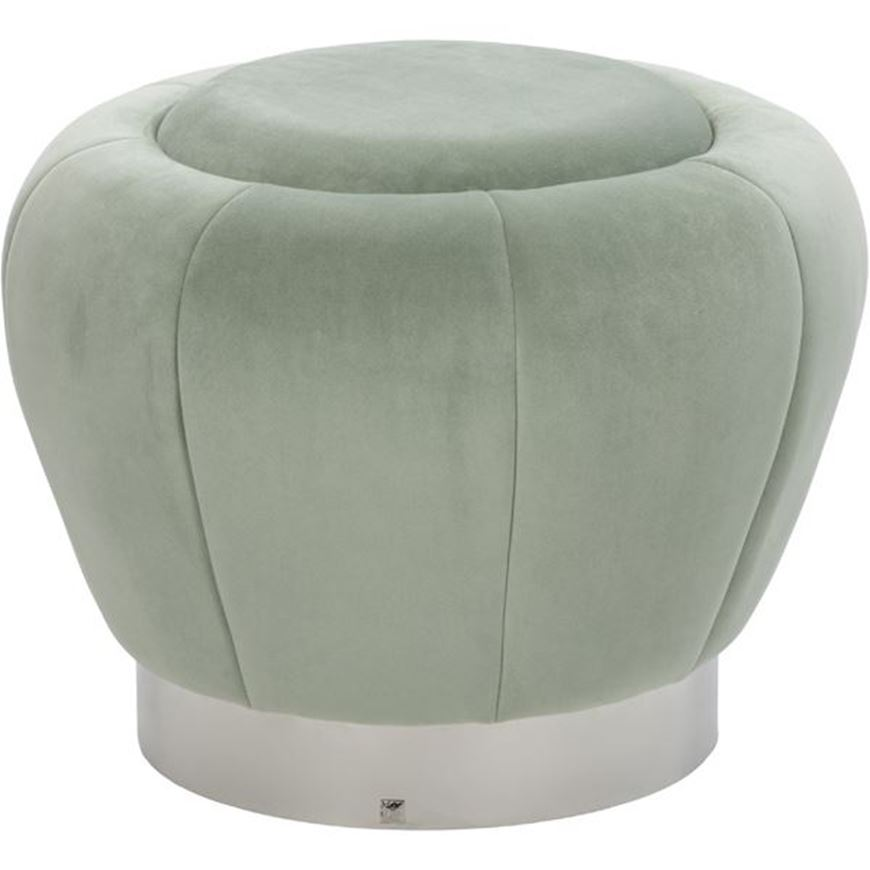 Picture of BAXTER stool d60cm green