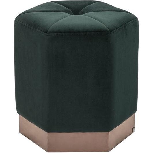 Picture of DEXTER stool 40x40 green