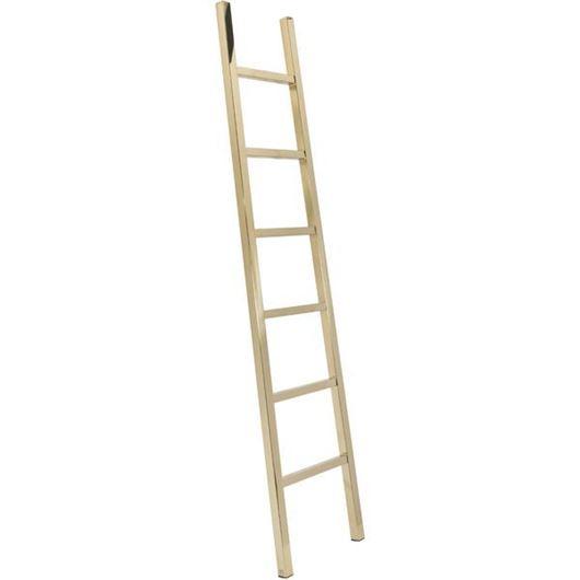 SHON ladder h200cm gold