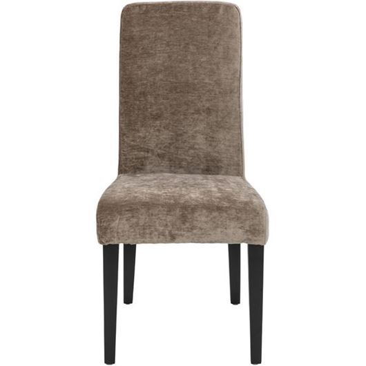Picture of RICH dining chair light brown/black