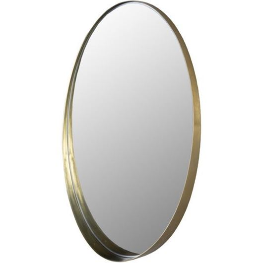 Picture of ASTUR mirror 76x47 brass