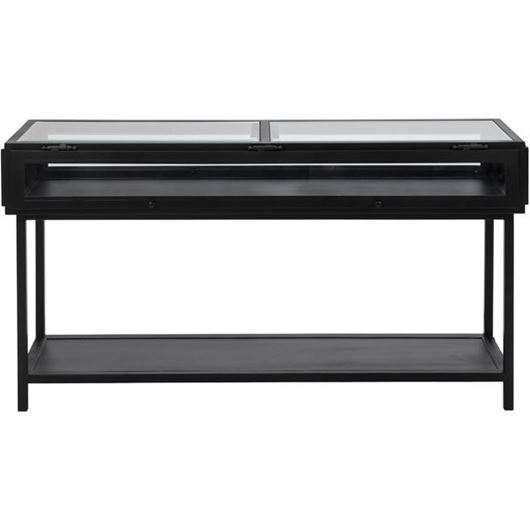 Picture of KEY WEST console 140x43 black