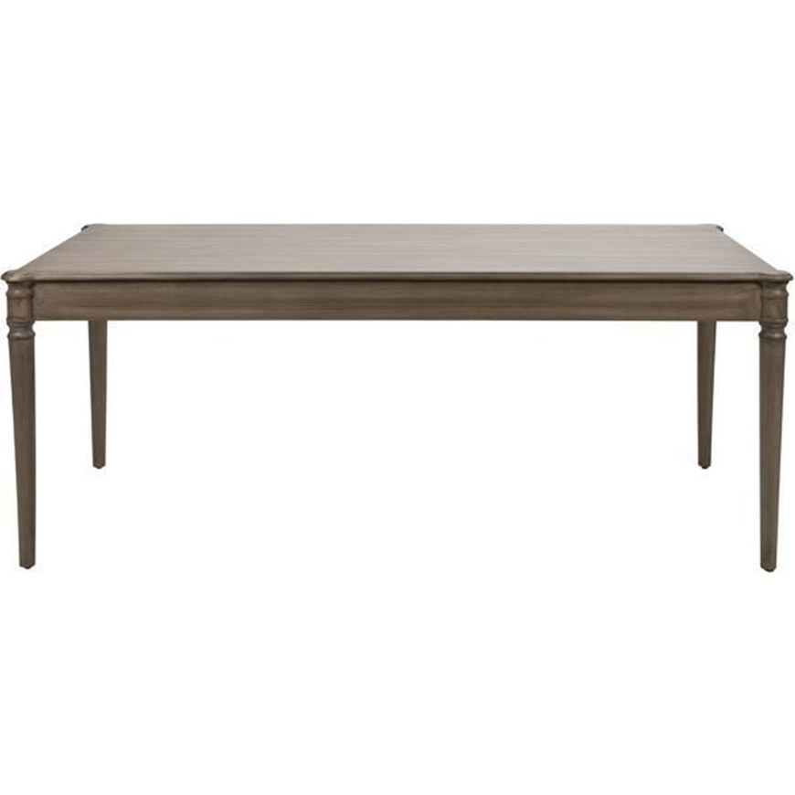 Picture of JEROM dining table 200x100 brown