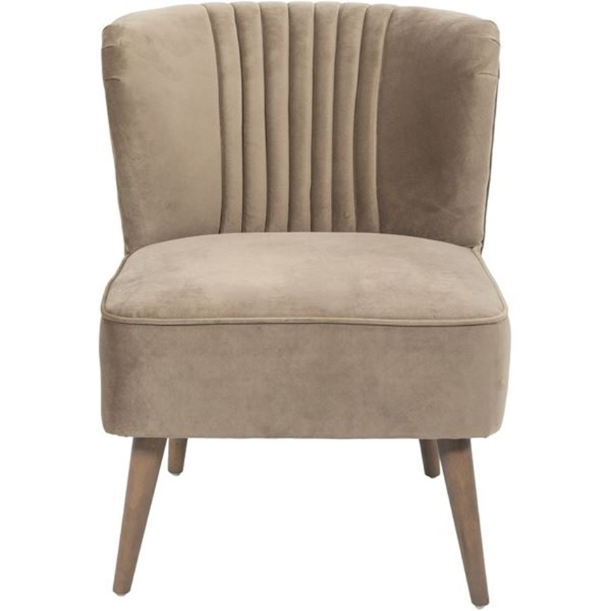 Picture of FLO armchair beige