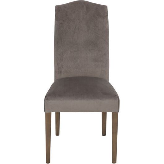 Picture of VERT dining chair light brown/taupe