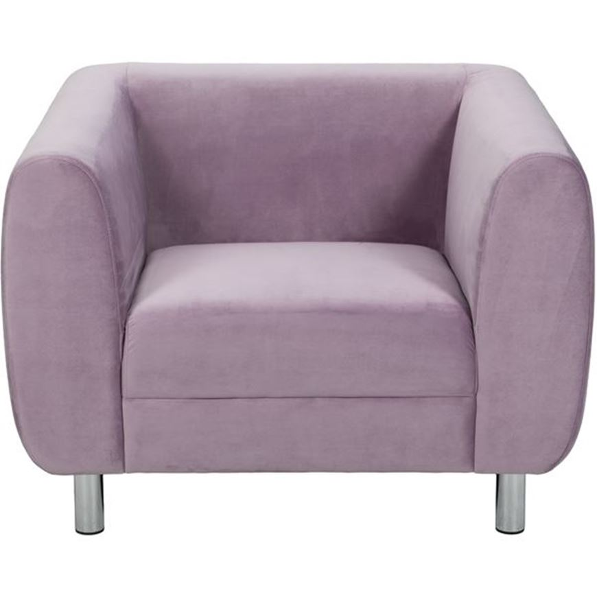 Picture of GOTO chair microfibre pink