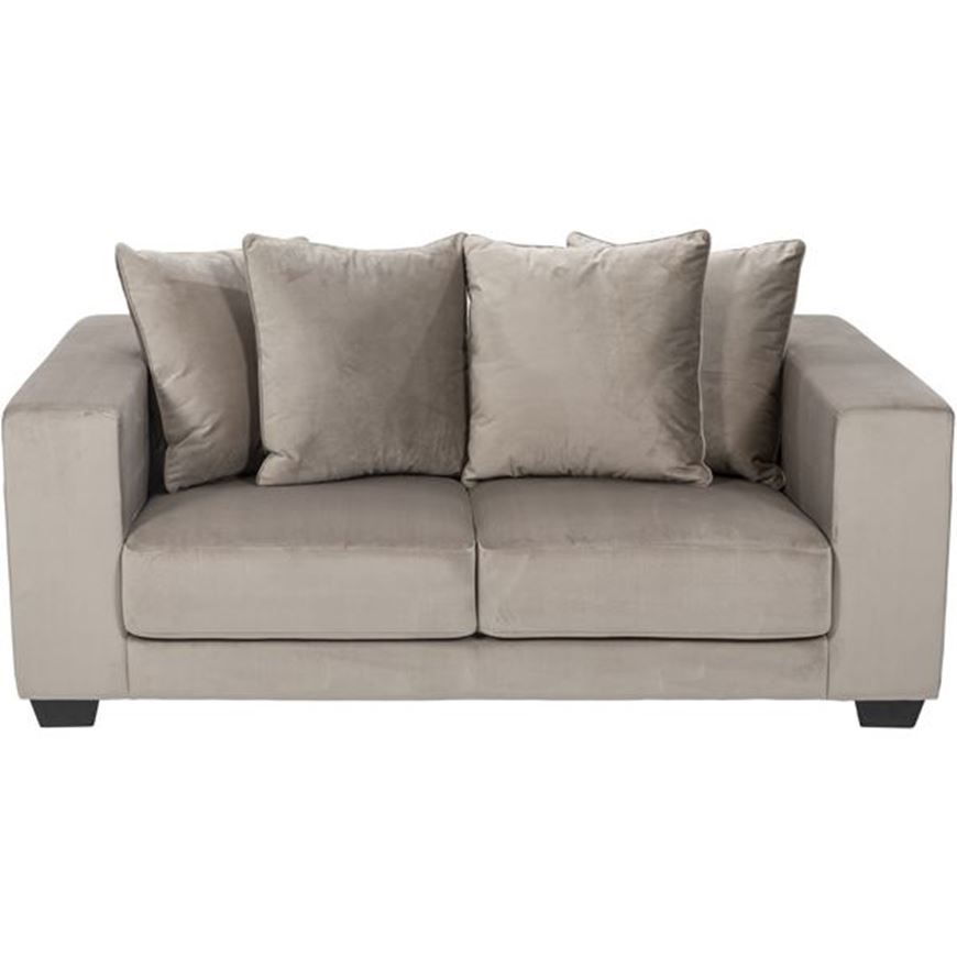 Picture of SPUD sofa 2 microfibre taupe