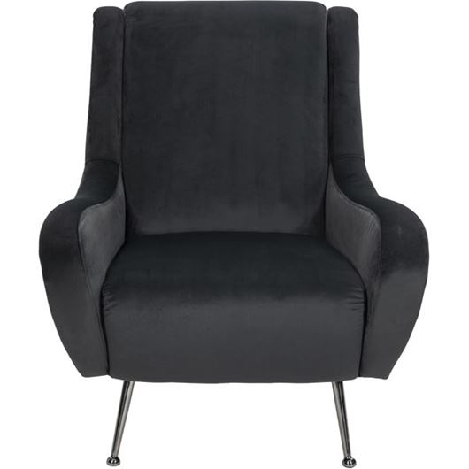 Picture of SEN armchair dark grey