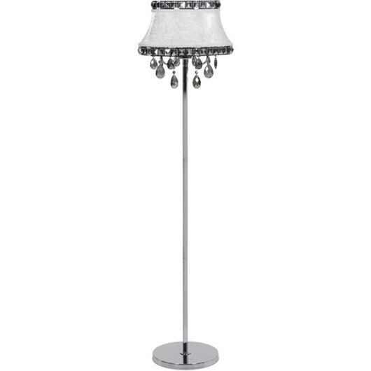 Picture of DORIS floor lamp h155cm white