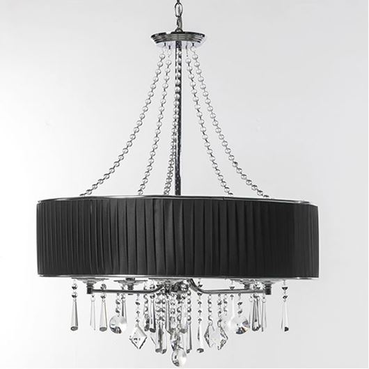 Picture of AMEZ chandelier d68cm black