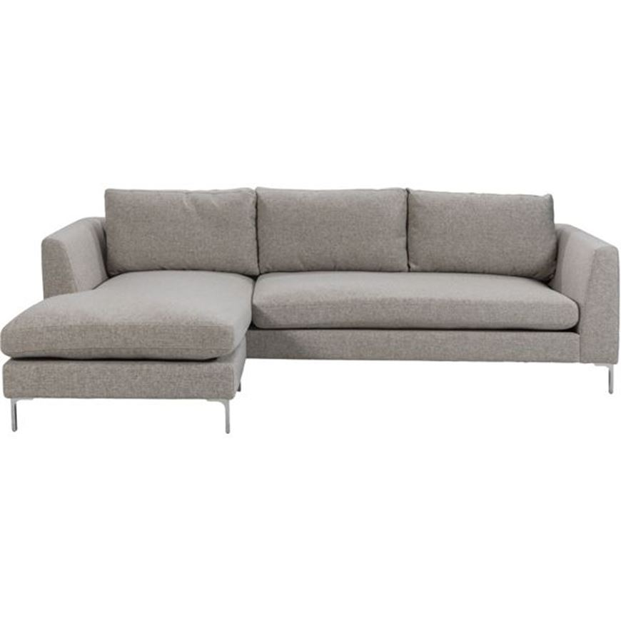 Picture of VITA sofa 2.5 + chaise lounge beige