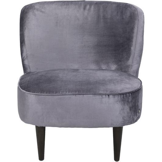 Picture of OBLO armchair silver