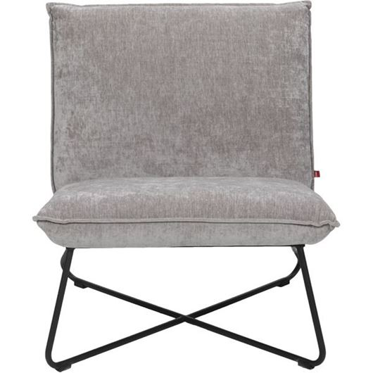 Picture of TANIA armchair silver