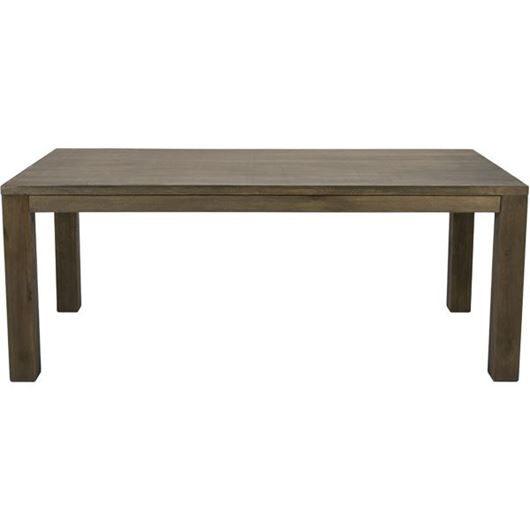 Picture of REYA dining table 200x100 light brown