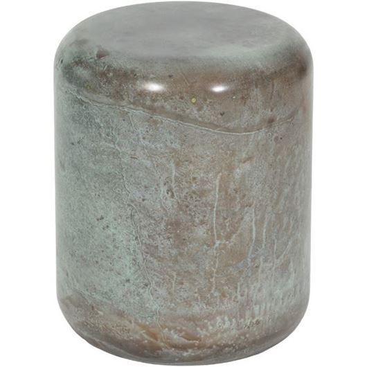 Picture of ZABIN stool h46cm green