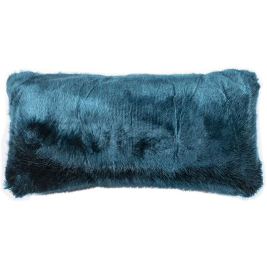 Picture of ORLA cushion 30x60 blue