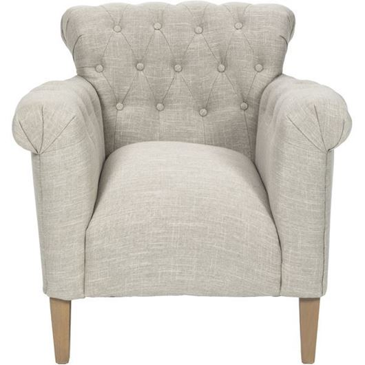 Picture of CAPE armchair taupe