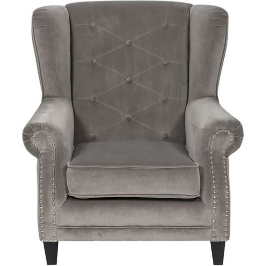 Picture of BRIGHTON armchair silver