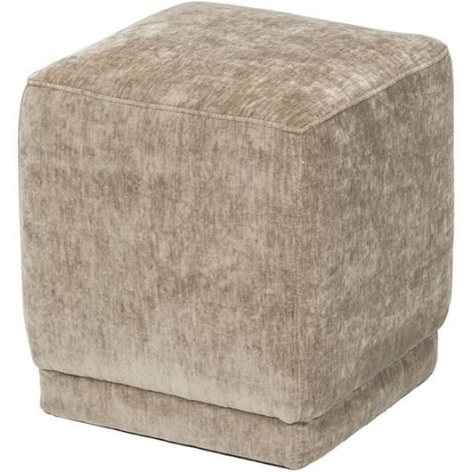 Picture of LOLO stool 40x40 taupe