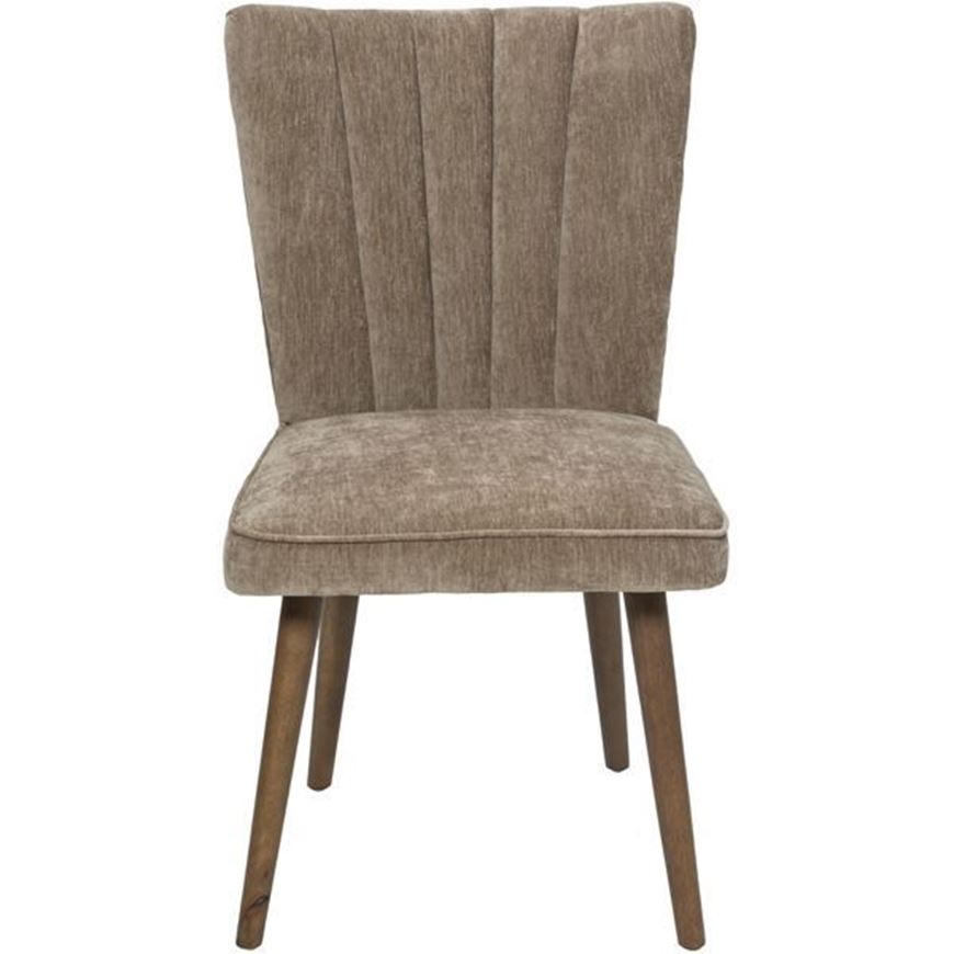 Terrific Verto Dining Chair Taupe Taupe Theyellowbook Wood Chair Design Ideas Theyellowbookinfo