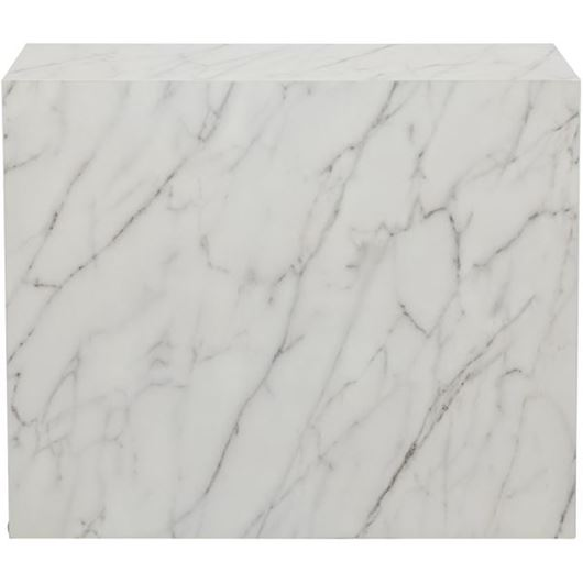 Picture of CUBY console 90x35 white