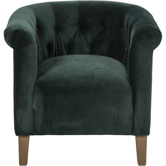 Picture of WINSTON armchair green