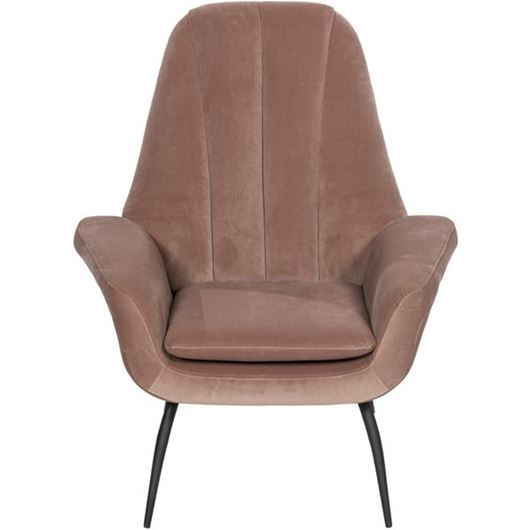 Picture of RICK armchair pink