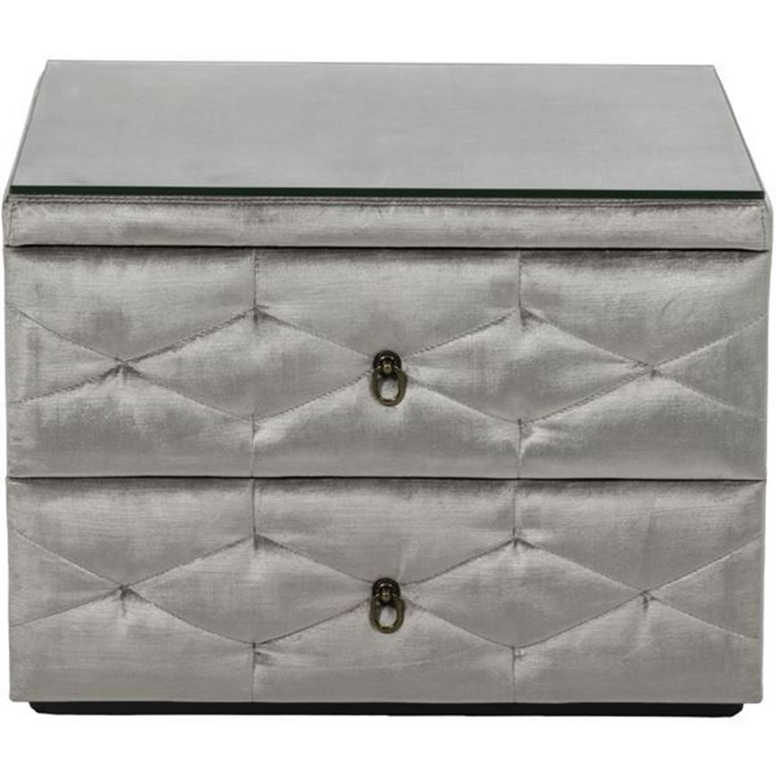 Picture of ZENN bedside table grey