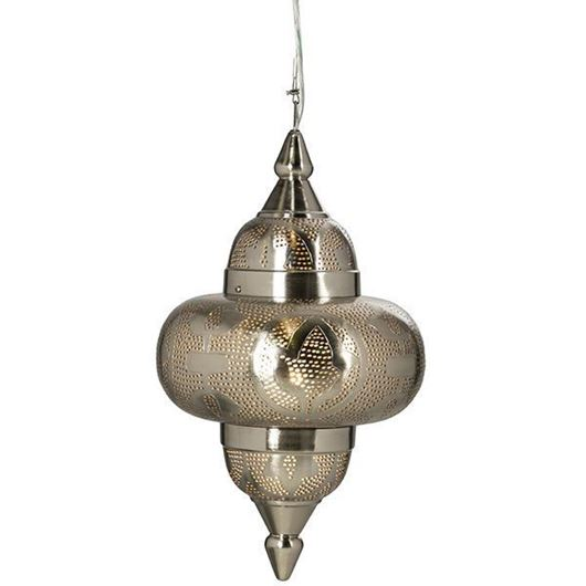 ARYAA pendant lamp d30cm nickel
