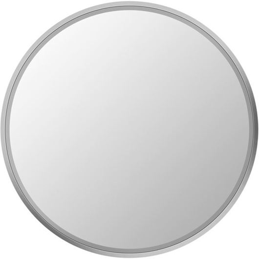 Picture of FOPP mirror d100cm clear/stainless steel