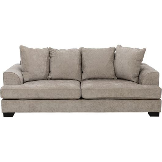 Picture of KINGSTON sofa 3.5 taupe