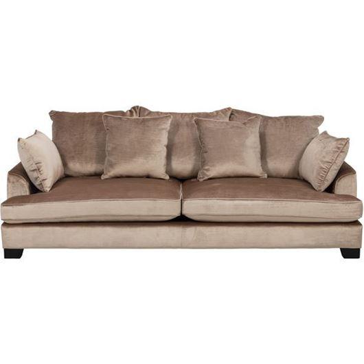 Picture of PORTO sofa 3.5 pink