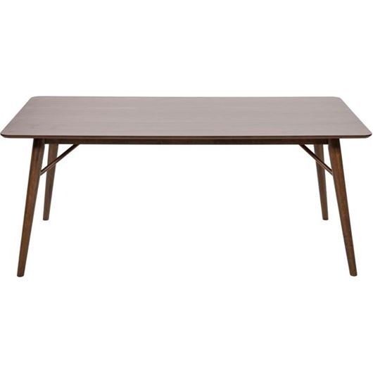 Picture of EVON dining table 180x90 brown