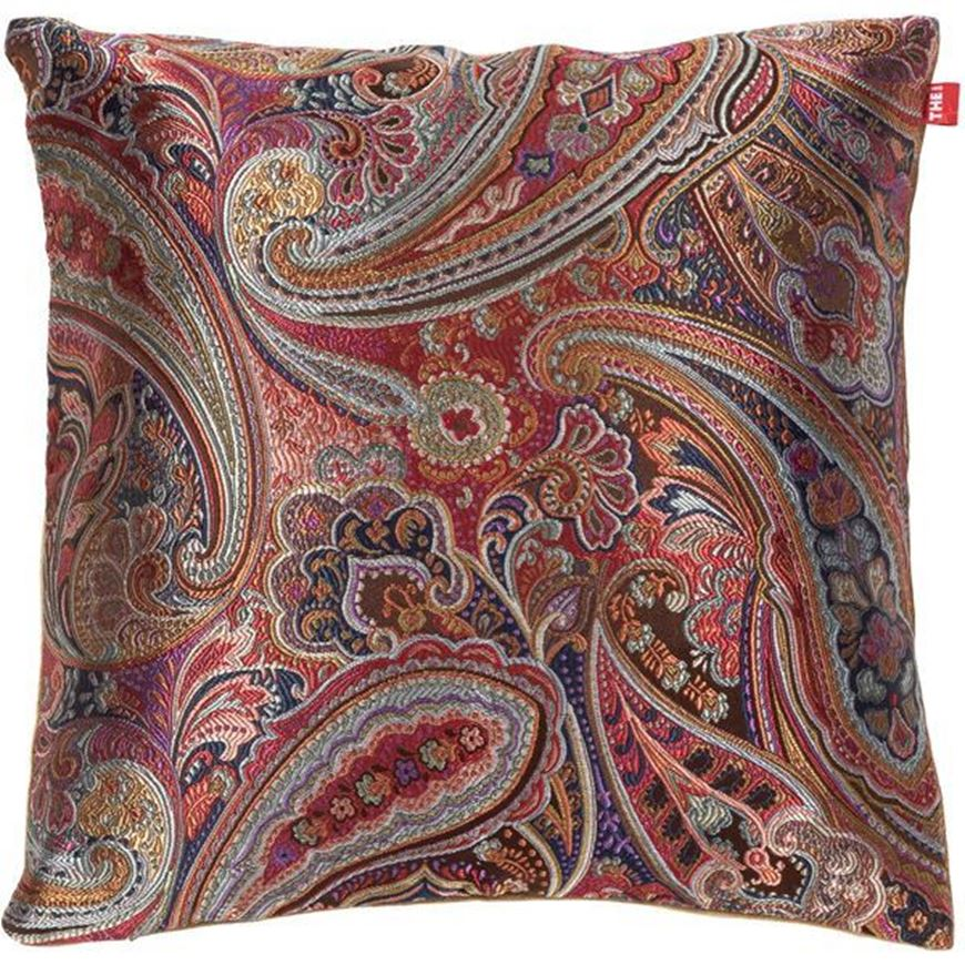 JENNA cushion cover 45x45 multicolour/red