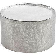 MASON coffee table d60cm nickel