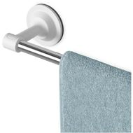 FLEX sure-lock towel bar stainless steel/white