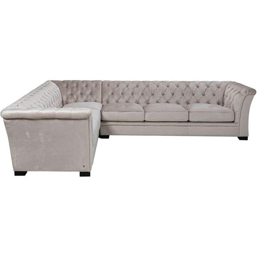 TOPS corner sofa Left natural