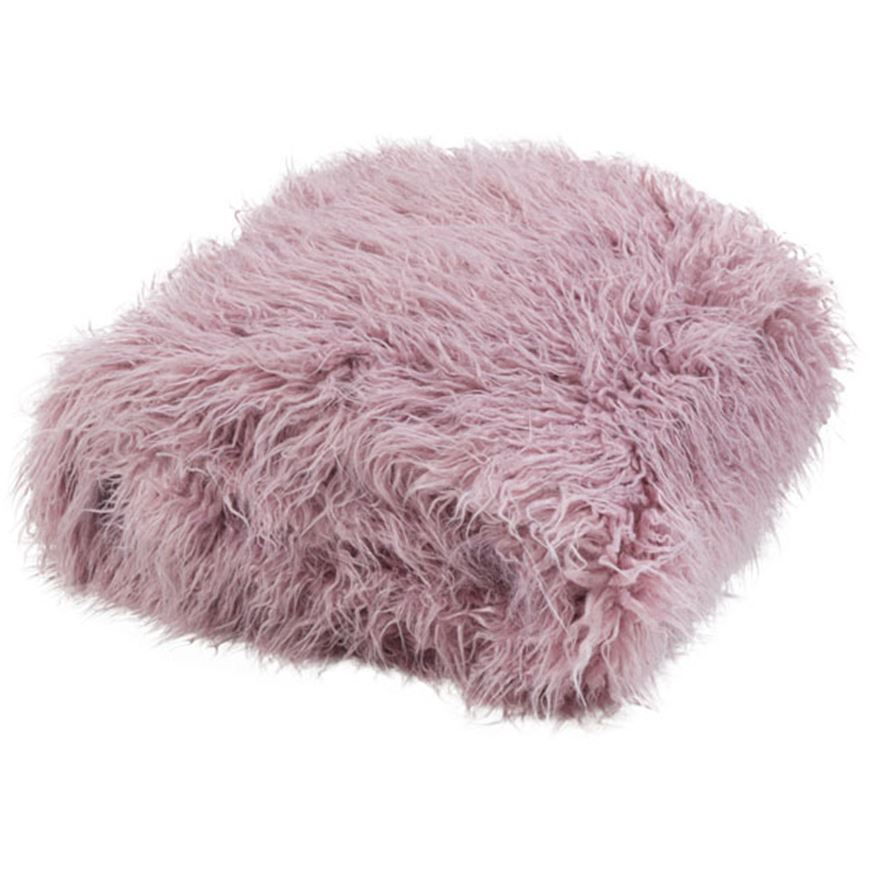 Picture of ALASKA throw 130x150 pink