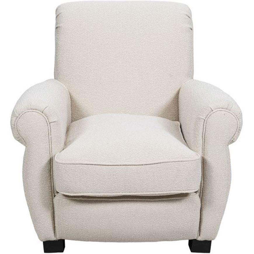 BORDEAUX armchair natural