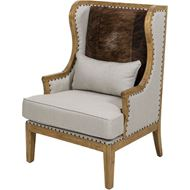 LINGS wing chair natural